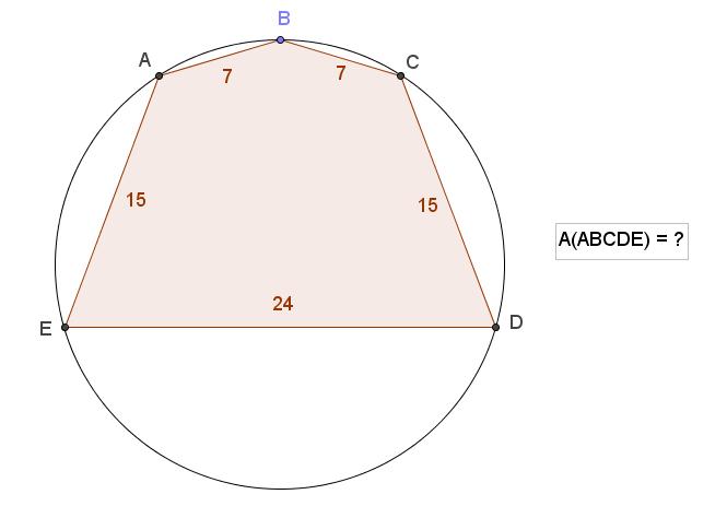 zor bir geometri sorusu matematik kafası